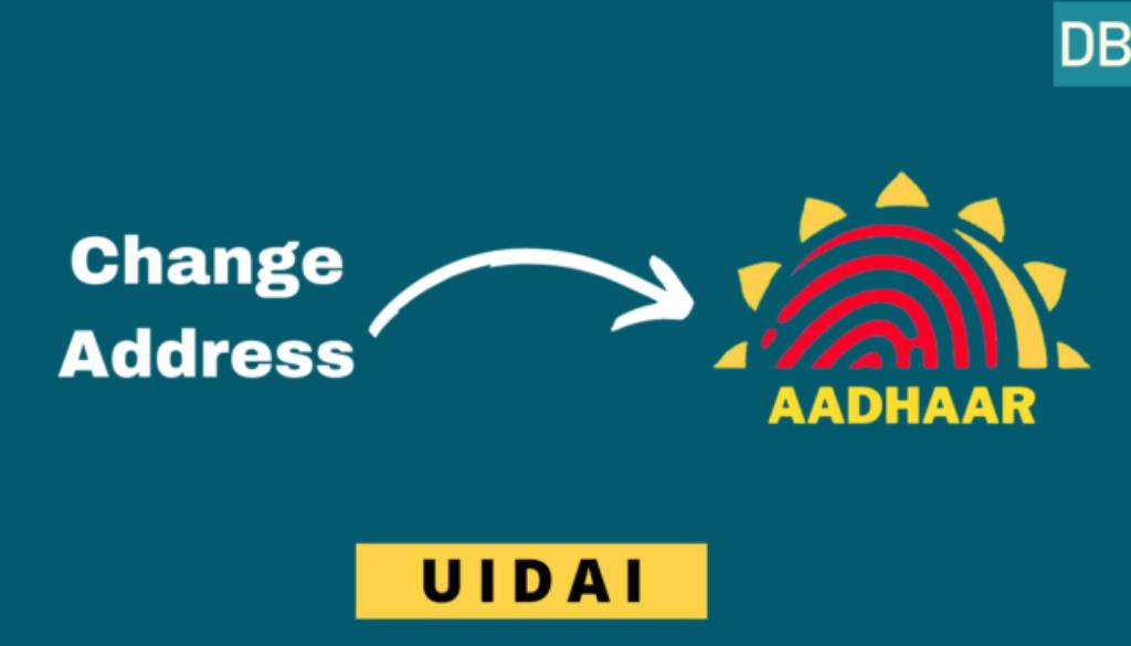 Change address in Aadhaar card