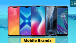 mobile brands in india