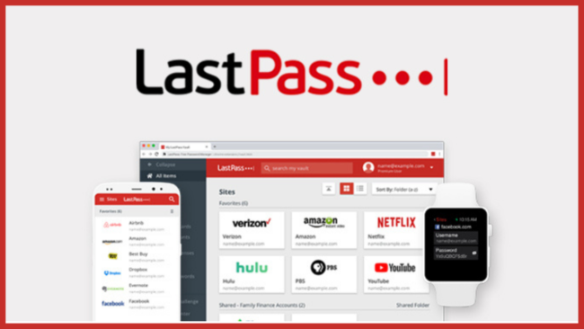 The Best Password Manager